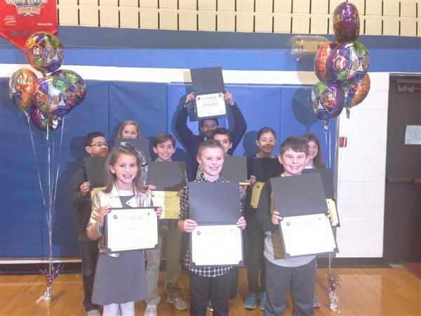 Julian Coballes Wins Allamuchy Township School's Geographic Bee